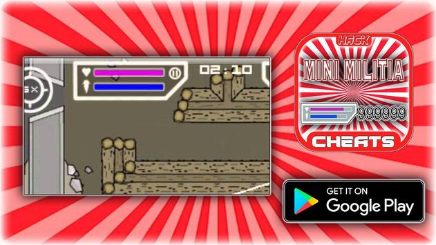 Cheats For Mini Militia Hack Joke App Prank For Android Apk