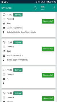 Hungry Rabbit | Driver App screenshot 1