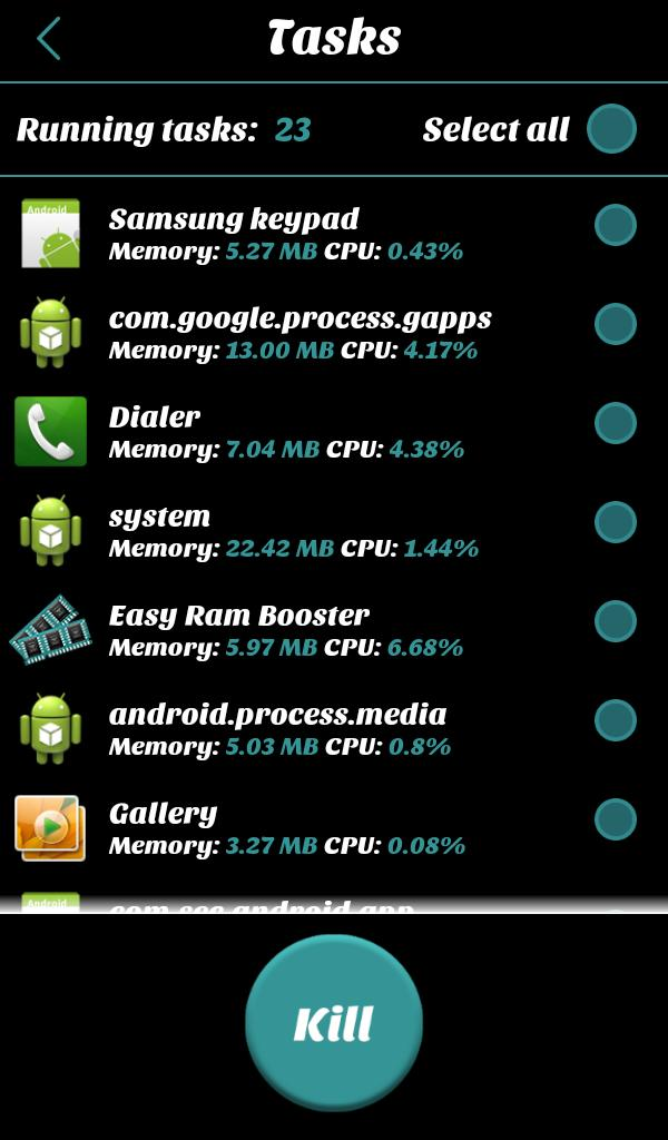 Easy RAM Booster for Android - APK Download