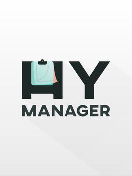 HyManager apk screenshot