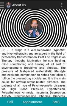Hypnotherapist apk screenshot