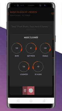 hyper volume booster - M4A music player screenshot 4