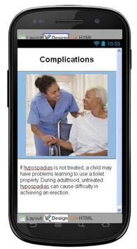 Hypospadias Disease & Symptoms apk screenshot
