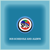 SPTC Schedule and Alerts icon