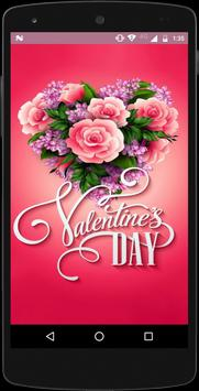 Best Valentine Day Quote Image poster