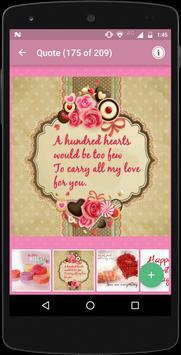 Best Valentine Day Quote Image screenshot 1