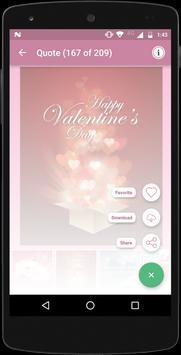 Best Valentine Day Quote Image screenshot 5