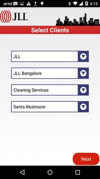 JLL eFit Facility Pointer apk screenshot