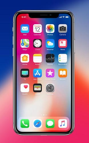 Download Theme For New Iphone X Hd Ios 11 Skin Themes 1 0 1 Apk