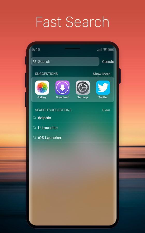 Launcher for OS11: Stylish Theme for new phone x for ...