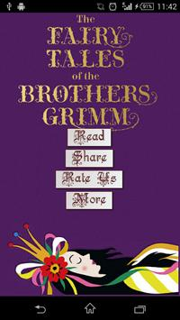 Fairy Tales By Brothers Grimm poster