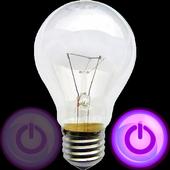 Flash Light Purple icon