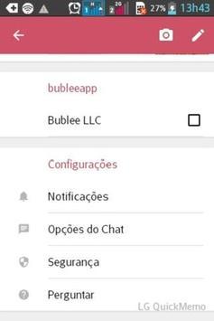 Bublee IM screenshot 5