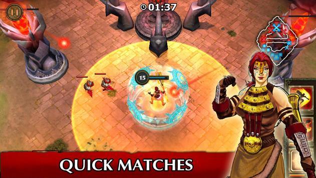 Legendary Heroes MOBA apk screenshot