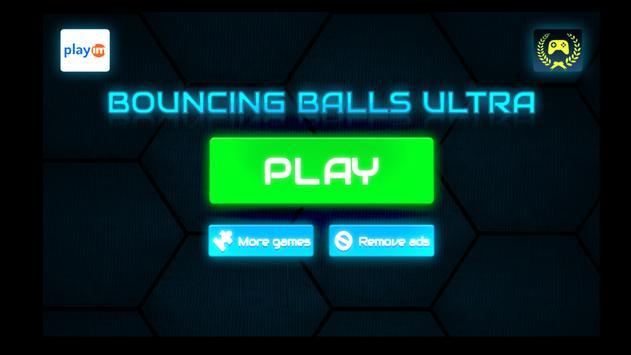 Bouncing Balls Ultra apk screenshot