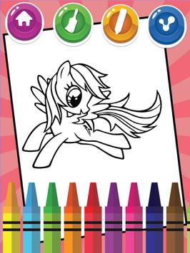Coloring For Little Pony screenshot 4