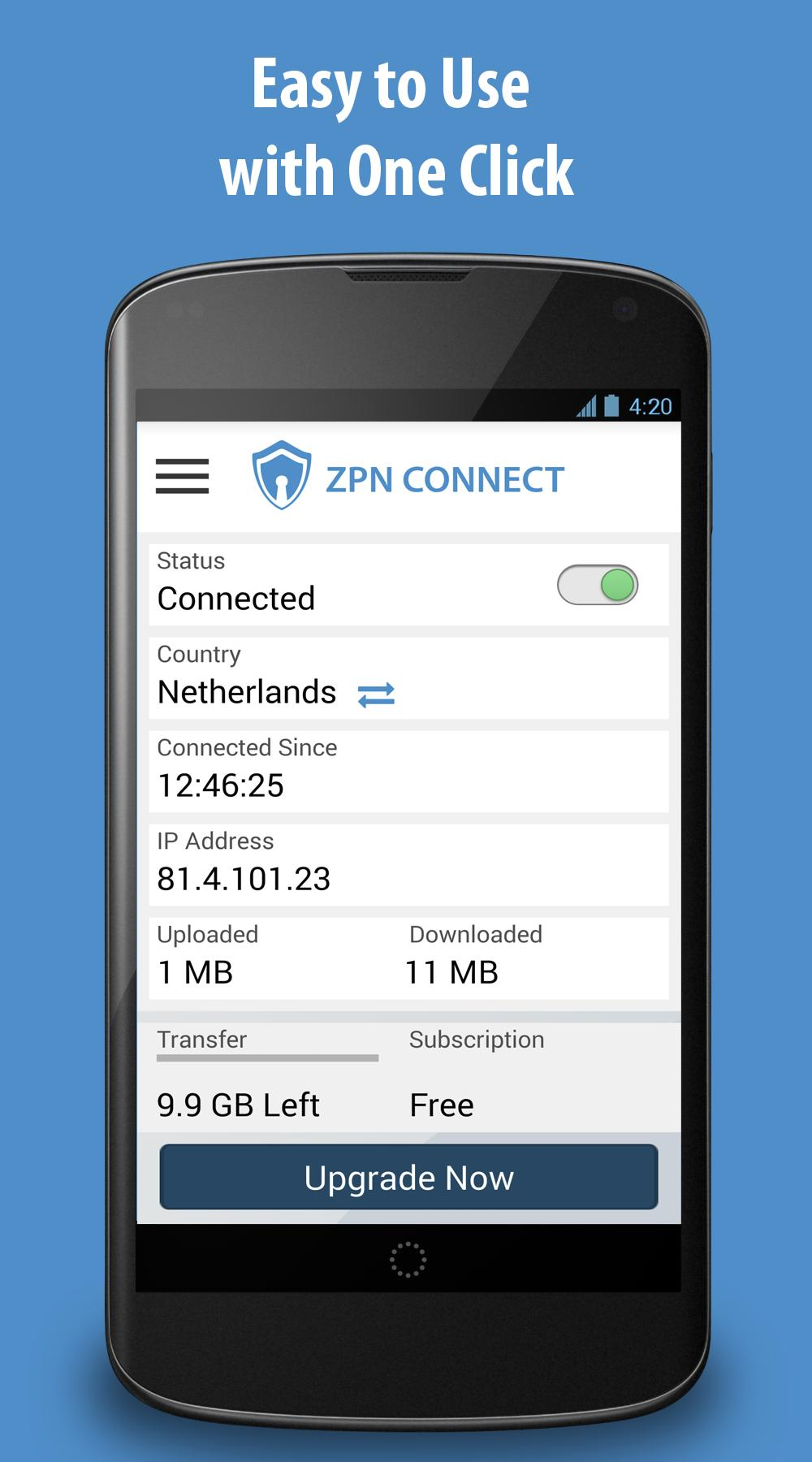 Free VPN Proxy - ZPN for Android - APK Download