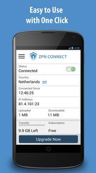 Бесплатный VPN Proxy - ZPN постер