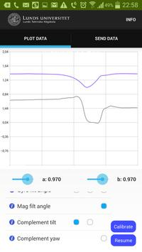 Sensor fusion and IMU for Android - APK Download