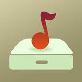 กล่องเพลง icon