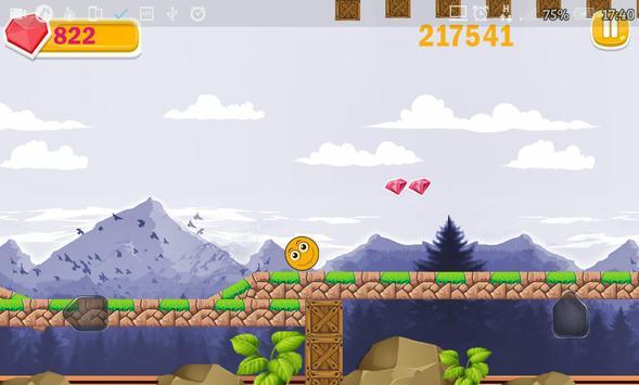 Superball World 2 apk screenshot