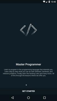 Master Programmer poster