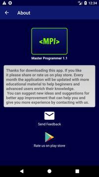 Master Programmer screenshot 7