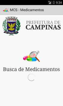 Busca Medicamentos Campinas poster