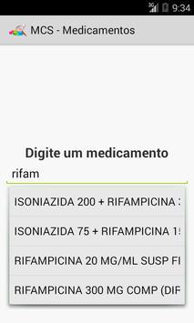 Busca Medicamentos Campinas apk screenshot