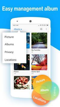 Schermata apk Photo Gallery HD & Editor