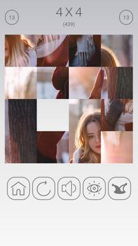 Beautiful Girls puzzles screenshot 1