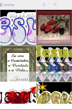 Mensagens de Jesus poster
