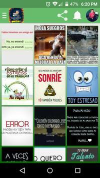 Imágenes para WhatsApp poster