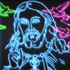 Neon Jesus icon