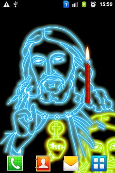 Neon Jesus screenshot 3