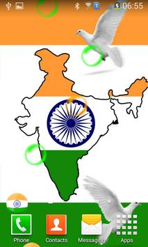 Republic Day Bubble Touch poster