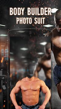 Body Builder Photo Suit apk screenshot