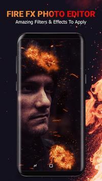 Fire Effect Photo Maker apk screenshot