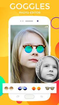 Goggles Photo Editor poster