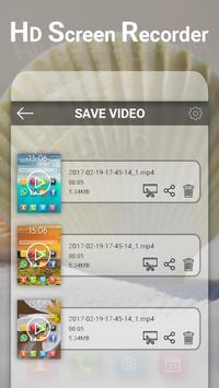 Screen Recorder HD screenshot 1