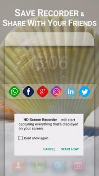 Screen Recorder HD screenshot 5
