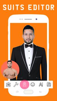 Stylish Man Photo Suit screenshot 1