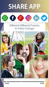 Video Collage Movie Maker screenshot 4