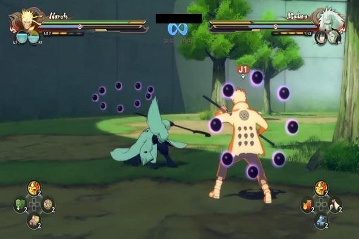 Naruto Ultimate Ninja Storm 4 Apk