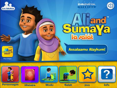Salat - Ali et Sumaya apk screenshot