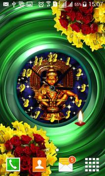 Ayyappa Clock poster