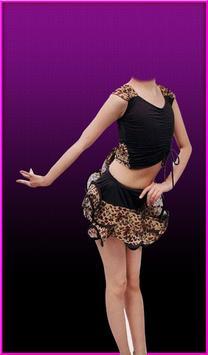 Dance Girl Photo Suit apk screenshot