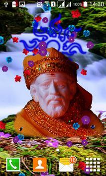 Lord Sai Baba Live Wallpaper screenshot 3