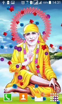 Lord Sai Baba Live Wallpaper screenshot 5