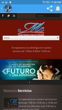 IMC NUESTRA RADIO screenshot 3